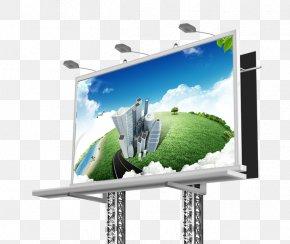 Billboard - Business Billboard Advertising PNG