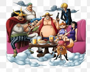 Strawhat Pirate - Monkey D. Luffy One Piece Treasure Cruise Impostor Straw Hat Pirates PNG