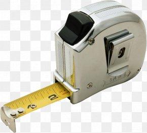Silver Tape Measure - Tape Measure Measurement Adhesive Tape Measuring Instrument PNG