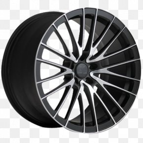 Alloy Wheel - Car Rim Wheel Tire Mercedes-Benz PNG