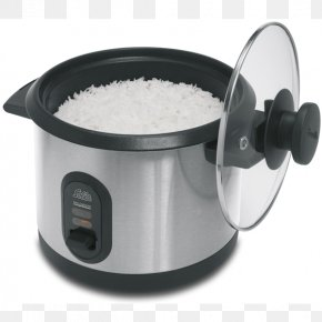Rice Cooker - Rice Cookers Slow Cookers Solis Home Appliance PNG