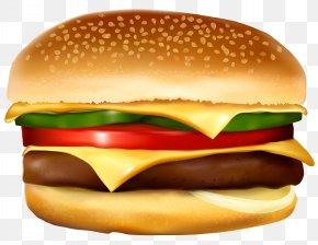 Burger Vector Clipart - Hamburger Burgers Vector Euclidean Vector PNG