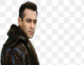 Salman Khan - Fur Clothing Salman Khan Neck PNG