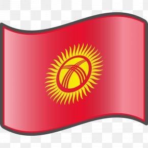 Flag - Flag Of Kyrgyzstan Kirghiz Soviet Socialist Republic Velocity Global National Flag PNG