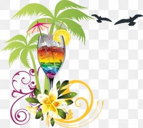 Summer Travel Logo - Logo Floral Design Graphic Design PNG