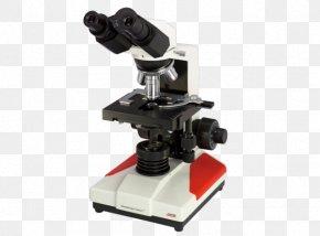 Microscope - Stereo Microscope Echipament De Laborator Fluorescence Microscope Laboratory PNG