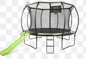 Trampoline - Trampoline Safety Net Enclosure Springfree Trampoline Trampette Sporting Goods PNG