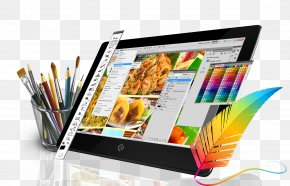 Graphic Design Transparent Images - Web Development Graphic Design Visual Arts PNG