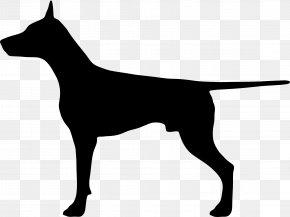 German Shepherd Dog - Dobermann German Shepherd Boxer Clip Art PNG