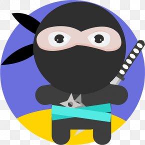 Ninja Icon - Apple Icon Image Format Icon PNG
