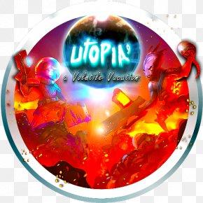 A Volatile Vacation Riff RacerRace Your Music! Desktop Wallpaper InsideUTOPIA - UTOPIA 9 PNG