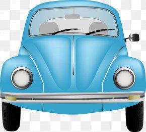 Car - Volkswagen Beetle Classic Car Automotive Design PNG