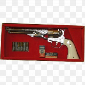 Colt - Revolver Cap Gun Firearm Pistol PNG