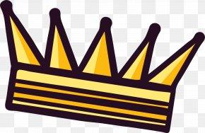 Golden Crown - Euclidean Vector Download Clip Art PNG
