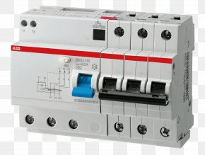Electrical Safety Testing - Residual-current Device Circuit Breaker Electrical Network Electrical Engineering Electric Current PNG