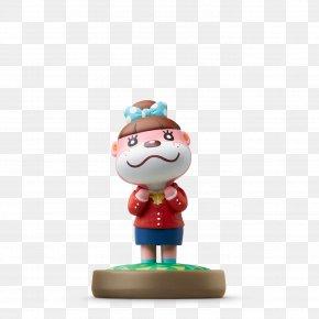 Nintendo - Animal Crossing: Amiibo Festival Animal Crossing: New Leaf Animal Crossing: Happy Home Designer Wii U Tom Nook PNG