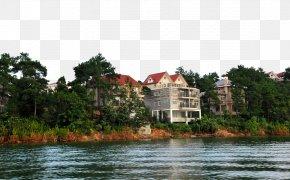 Qiandao Lake Scenery - Chagan Lake Free Lake Euclidean Vector Icon PNG
