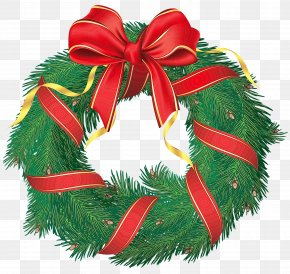 Christmas Day Wreath Clip Art Candy Cane PNG