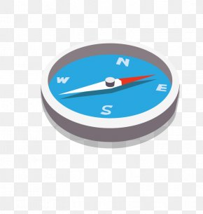 Vector Compass - Euclidean Vector 3D Computer Graphics Icon PNG