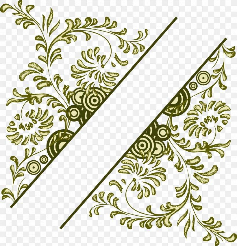 Flower Floral Design Clip Art, PNG, 1370x1421px, Flower, Area, Black And White, Border, Flora Download Free
