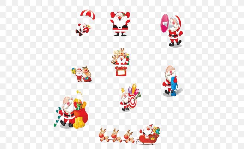 Santa Claus Christmas Clip Art, PNG, 500x500px, Santa Claus, Adobe Systems, Christmas, Clip Art, Gratis Download Free
