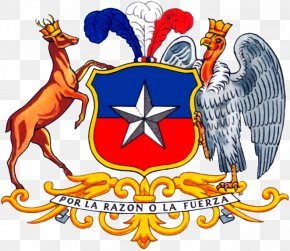 Symbol - Coat Of Arms Of Chile National Symbol Flag Of Chile PNG