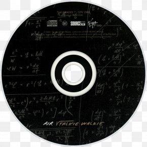 Walkie Talkie - Compact Disc Talkie Walkie Air Electronica 0 PNG