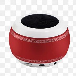 Bluetooth Stereo Subwoofer - Bluetooth Loudspeaker Woofer Wireless Speaker PNG