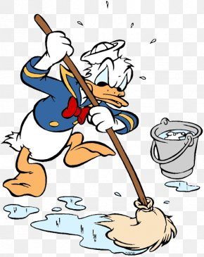 Relax Cartoon Donald Duck - Clip Art Donald Duck Mickey Mouse Graphics Image PNG