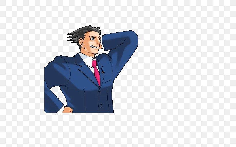 ace attorney edgeworth sprite