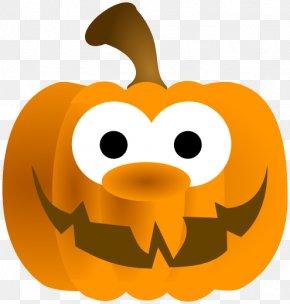 Halloween Pumpkin - Pumpkin Pie Cartoon Clip Art PNG