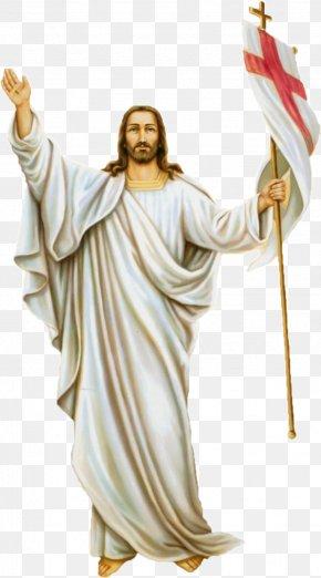 Jesus - Bible Resurrection Of Jesus Desktop Wallpaper PNG