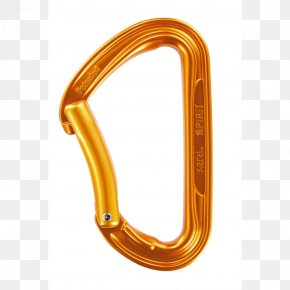 Carabiner Petzl Quickdraw Rock-climbing Equipment PNG