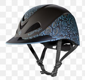 Continental Flowers - Equestrian Helmets Horse Tack Trail Riding PNG