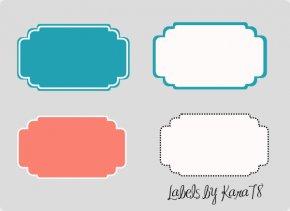 Decorative Shape Cliparts - Label Decorative Arts Shape Clip Art PNG