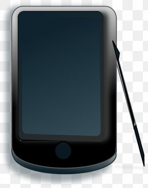 Smartphone - Smartphone Feature Phone Clip Art Handheld Devices Mobile Phones PNG