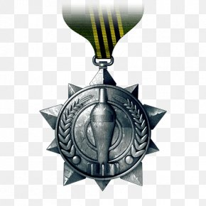 Batllefield Ribbon - Battlefield 3 Medal Marines United States Marine Corps World Of Tanks PNG