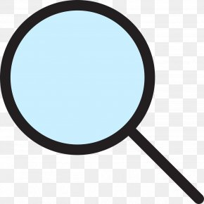 Magnifying Glass - Magnifying Glass Camera Lens Search Box PNG