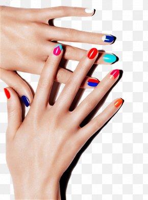 Nail - Nail Polish Manicure Gel Nails Color PNG