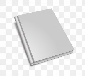 Silver Vector Books - Rectangle PNG