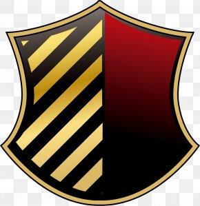 Golden Shield Badge - Badge Designer Shield PNG