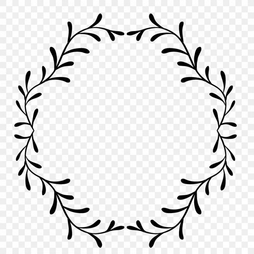 Clip Art Borders And Frames Illustration Flower Image, PNG, 850x850px, Borders And Frames, Art, Floral Design, Flower, Leaf Download Free