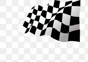 Checkered Flag - Flag PNG