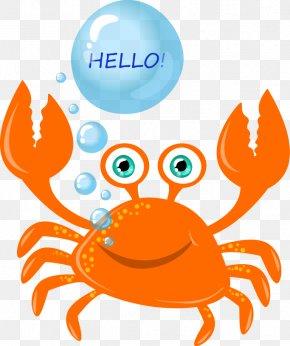 Vector Crab - Crab Euclidean Vector Illustration PNG