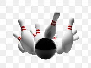 Play Bowling - Ten-pin Bowling Strike Bowling Ball Bowling Pin PNG