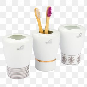 Ceramic Bullion Toothbrush Tube - Toothbrush Ceramic Gratis PNG