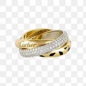 Jewelry Image - Cartier Earring Jewellery Gemstone PNG