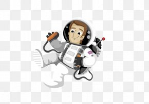 Hand-painted People Space - Cartoon Profession Musician Clip Art PNG