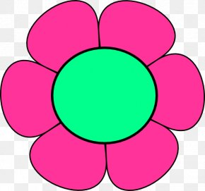 Green Flower - Cartoon Drawing Royalty-free Clip Art PNG