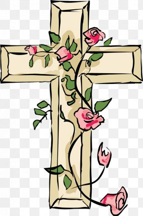 Easter Cross Images - Good Friday Easter Christianity Clip Art PNG